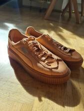 PUMA Suede Classic Nude 38 rosa Sneaker Schuhe NEU Plateau