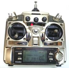 FUTABA FF9 T9CP  9 CHANNEL TRANSMITTER 35 MHZ IDEAL 2.4GHZ CONVERSION MODE 2