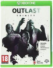 OUTLAST TRINITY EN CASTELLANO ESPAÑOL NUEVO PRECINTADO PS4