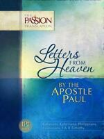 Letters from Heaven: By the Apostle Paul-OE: Passion Translation (Paperback or S