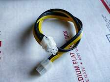 """Copper 18AWG, 6pin to 6pin, 19"""" PCI-E Power Cable for all miners Antminer/Avalon"""