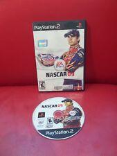 NASCAR 09 (Sony PlayStation 2, 2008)