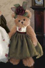 """Bearington Bears """"Rosie"""" 10"""" Collector Bear- #1776- Nwt- 2006"""