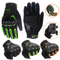 Motorcycle Motorbike Gloves Racing Moto Cycling Motocross Mountain Full Finger
