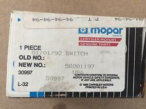 MOPAR OEM HEADLAMP SWITCH  MOPAR 56001197 NEW