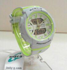 New Casio Baby-G BGA-240L-7A Dual Time Runner Sport Watch