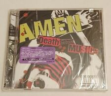 New CD! Amen -Death Before Musick [PA] (2004, Columbia) sealed.