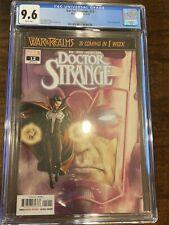 Doctor Strange #12 - CGC Graded 9.6