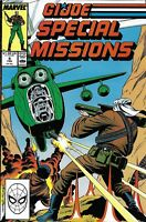 GI Joe Comic 9 Special Missions Copper Age First Print 1988 Hama Trimpe Marvel