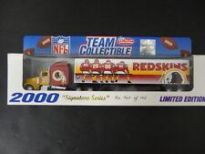 Lavar Arrington Signed 1994 Washington Redskins Diecast Semi Autograph Auto NIB