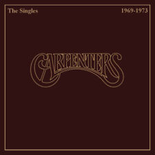 Carpenters THE SINGLES 1969-1973 180g A&M RECORDS Remastered NEW SEALED VINYL LP