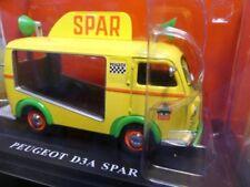 1/43 Peugeot D3A SPAR Werbewagen