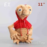 """11"""" Cartoon E.T. Extra-Terrestrial Alien Plush Soft Toy Stuffed Doll Big Teddy Y"""