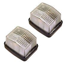 Anhänger / Wohnwagen Licht klare Begrenzungsleuchte 220v PAAR TR111