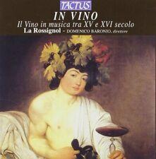 Ensemble La Rosignol - In Vino [CD]