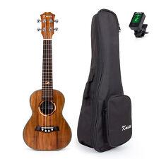 Kmise Concert Ukulele Uke Hawaiian Hawaii Guitar 18 Fret 23 Inch Spruce