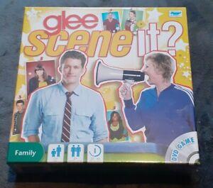 Glee Scene it - DVD Board Game *NEW & SEALED*