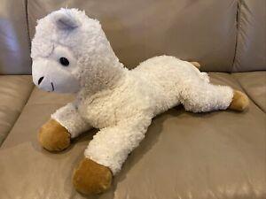 "Dan Dee Large Laying Ultra Soft Plush Lamb Sheep Stuffed Animal Toy 24"""