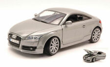 Audi TT Coupe' 2007 Silver 1:18 Model MOTORMAX