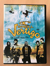 Vertigo: un o'Neill Snow Película Snowboarding Documental 16mm Rockumentary DVD