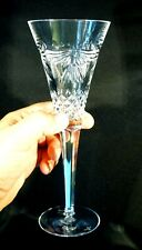 Beautiful Waterford Millennium Peace Champagne Flute
