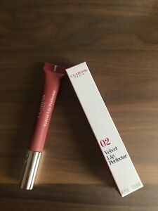 Clarins Velvet Lip Perfector 02 Velvet Rosewood 02 NEU!