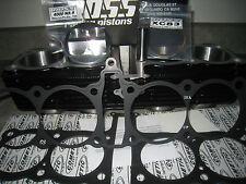 Yamaha FJ, FJ1100, FJ1200, XJR1300, 1412cc 84mm Ross Piston & Cylinder Kit