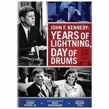 John F. Kennedy: Years of Lightning, Day of Drums (DVD, 2013)