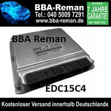 EDC15C4 BMW VW Volkswagen Motorsteuergerät Bosch REPARATUR 0281011660 028101172