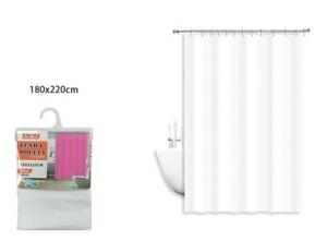 con anelli per vasca da bagno colore: Bianco lavabile Caixiabeauty The Nightmare Before Christmas 91 x 180 cm Tenda da doccia antimuffa impermeabile in tessuto
