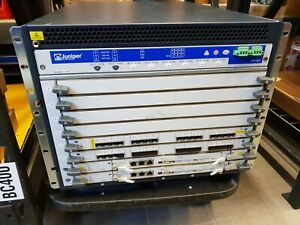 JUNIPER MX480-PREMIUM-AC Bundle, 2x RE-S-1800X4, 2x MPC-3D-16XGE-SFPP