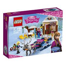 LEGO Disney Princess, 41066,  Annas und Kristoffs Schlittenabenteuer, Frozen