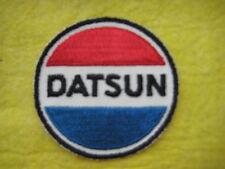 """Vintage Datsun 510 240Z 260 Dealer Service Racing Uniform  Patch 2 3/4"""" X 2 3/4"""""""