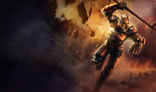 Account League of Legends | EUW | 5-8 lvl | Riot K-9 Nasus