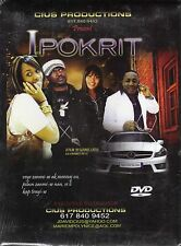 IPOKRIT (Part.1)- Creole Haitian Movie DVD - Rated:G Comedy Betrayal Kreyol
