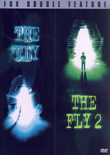 THE FLY / THE FLY 2 (FOX DOUBLE FEATURE) (DVD)