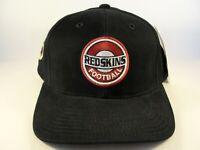 Washington Redskins NFL Vintage Snapback Hat Cap Black