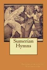 NEW Sumerian Hymns by Frederick Augustus Vanderburgh
