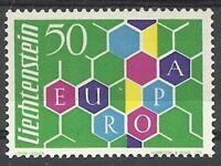 """LIECHTENSTEIN STAMP TIMBRE N° 355 """" EUROPA 1960 """" NEUF xx LUXE VALEUR:120€  C124"""