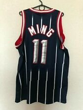 Houston Rockets nba shirt jersey rare #11 Ming