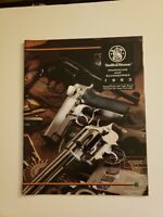 Smith & Wesson Handguns and Accessories 1993 Catalog