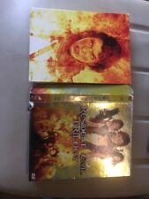 Resident Evil / Resident Evil: Apocalypse / Resident Evil:Extinction Trilogy