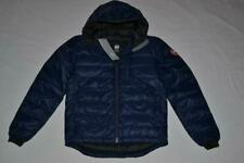 CANADA GOOSE MEN'S LODGE DOWN HOODY ADMIRAL BLUE ALL SIZES  AUTHENTIC BRAND NEW