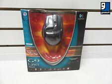 Logitech G9 Laser Mouse - TESTED!!!