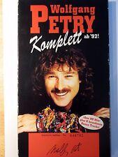 Wolfgang Petry komplett ab 92 (6 CDs, Digipack + Pappschuber) Limitierte Auflage