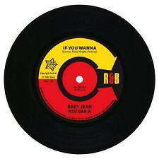"""BABY JEAN If You Wanna / MITTY COLLIER Don't Let R&B NORTHERN SOUL 45 7"""" VINYL"""