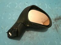 GENUINE 2006−2013 PEUGEOT 207 OS OFFSIDE DRIVER SIDE ELECTRIC WING MIRROR