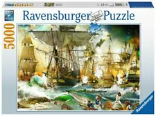 Ravensburger Battle of the High Sea 5000 Piece Jigsaw Puzzle - Multicoloured