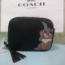 Coach Disney With Thumper NWT Shoulder Bag Cross Body Pochette Pouch Camera Bag