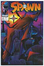 SPAWN #2 June 1992 IMAGE NM/MT 9.8 McFARLANE Story, Cover & Art 1st App VIOLATOR
